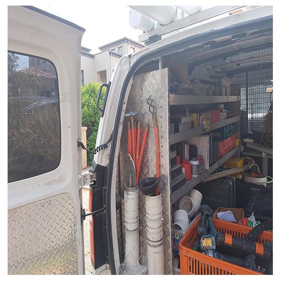 Van - Aurora Facilities Maintenance
